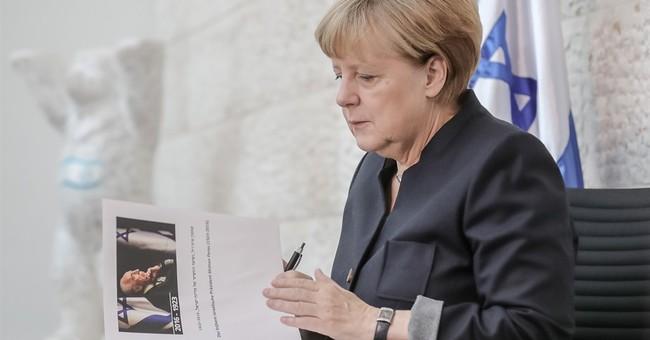 Merkel: Germans need to understand their history better