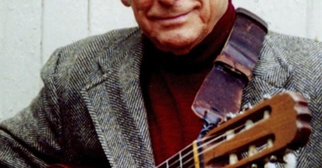 'Folksong Festival' radio host Oscar Brand dies at 96