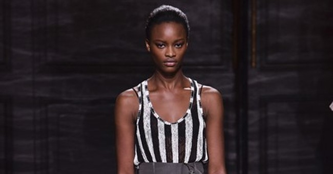 Fun, brooding and sea-inspired styles hit Paris Fashion Week