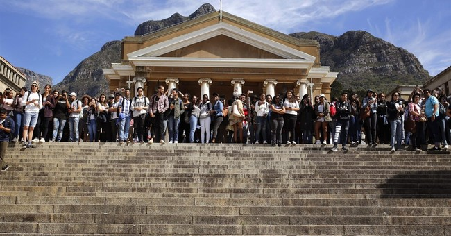 South African universities say academic year is in peril