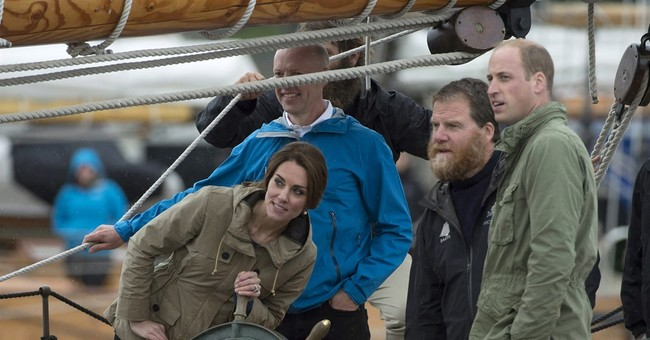 Prince William and Kate finish Canadian tour in Victoria, BC