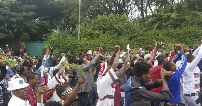 52 confirmed dead in stampede at Ethiopia religious event