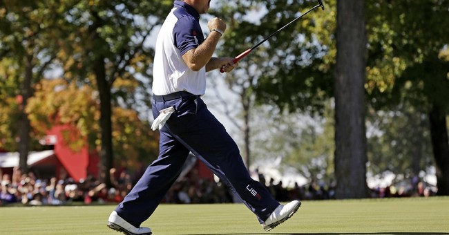 Task completed as Americans win back Ryder Cup