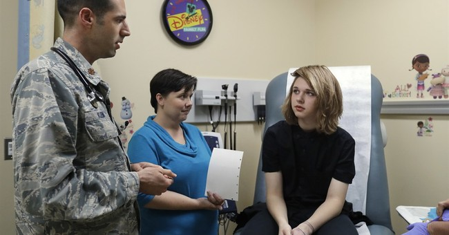 Correction: Transgender Military Insurance story