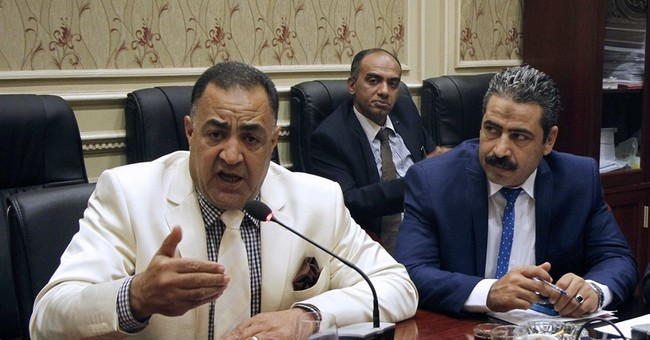 Egyptian lawmaker's call for virginity tests draws fire