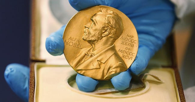 The Latest: Nobel winner: Young, stupid when discovery made