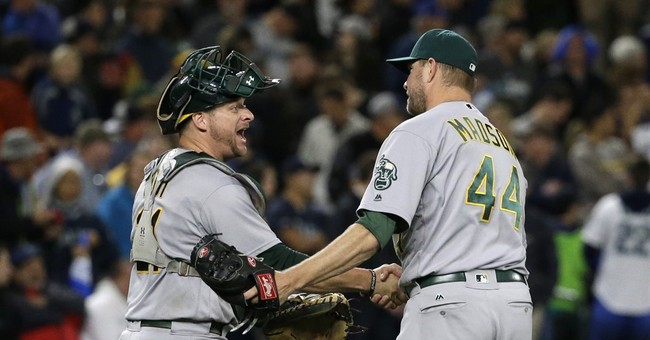 Manaea, Vogt lead Oakland to 3-2 win over Seattle