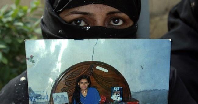 AP PHOTOS: Victims of Pakistan's 'honor' killings