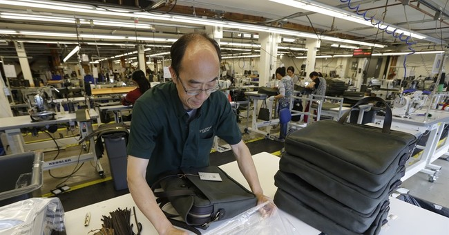 US factory activity picked up in September