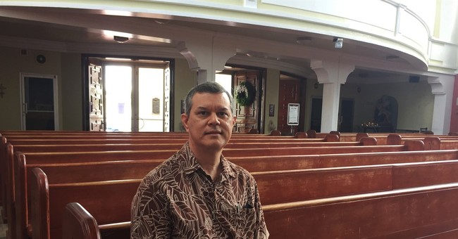 Heavily Catholic Guam is torn by sex abuse allegations