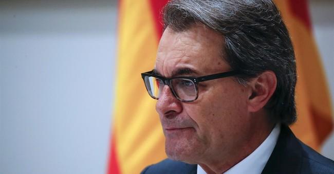 Spain prosecutors seek ex-Catalan leader's disqualification