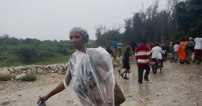 Timeline of major storms to hit Haiti in recent history