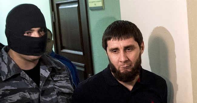 Trial opens for suspects in killing Russian opposition chief