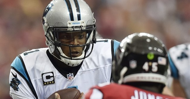 Panthers QB Cam Newton sits out practice with concussion