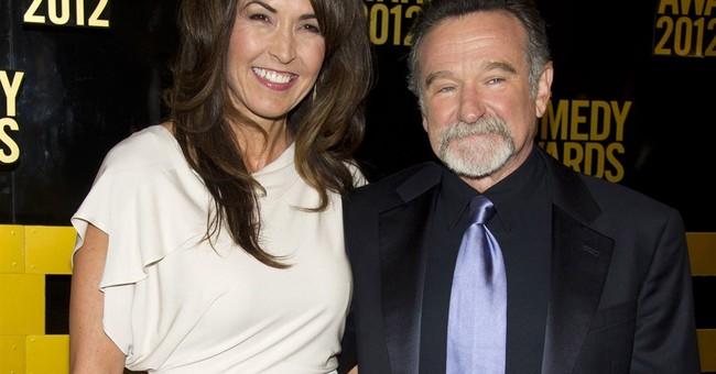 Robin Williams' widow details actor's final days