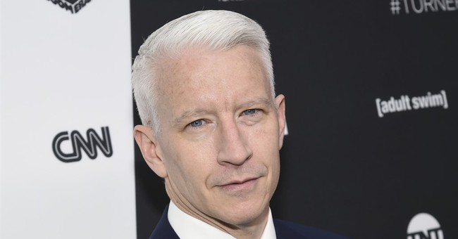 Source: Anderson Cooper staying with CNN with new contract