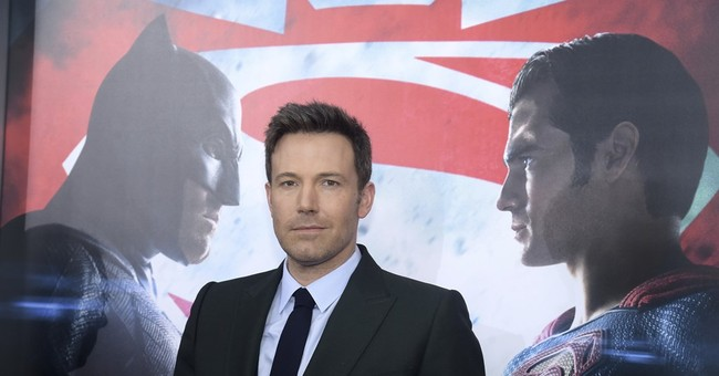 Ben Affleck reveals title of upcoming Batman film