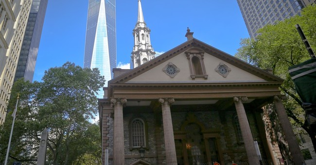 NYC's 'Little Church That Stood' plans 250th anniversary