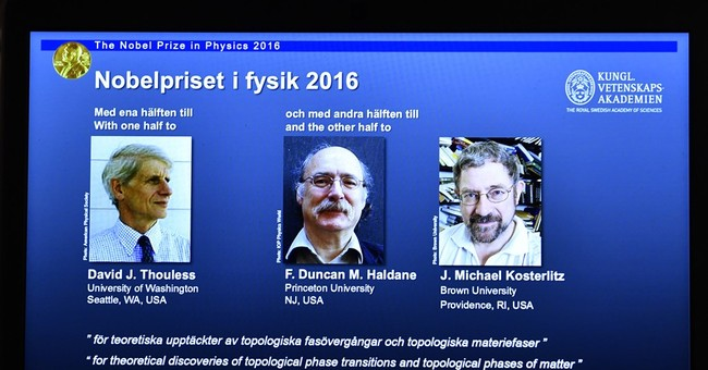 Nobel physics prize: A look at the 3 winners, their feats