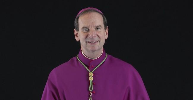 NC bishop to lead Catholic Diocese of Arlington, Virginia