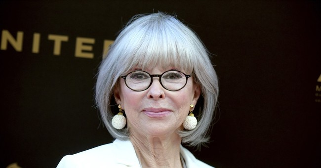 Rita Moreno calls Trump 'unhinged,' urges Latinos to vote