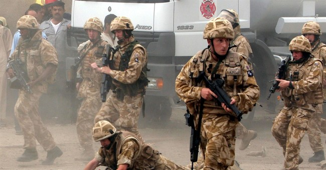 British PM to protect soldiers from 'vexatious' legal claims