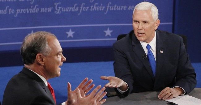 AP FACT CHECK: Claims in the VP debate