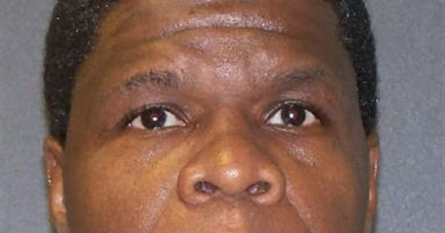Texas inmate argues death sentence racially tainted