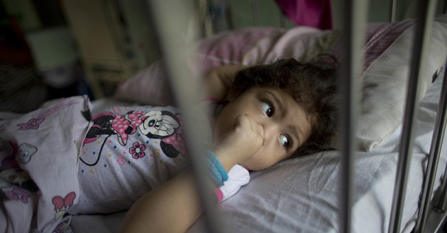 How a banged knee nearly killed 3-year-old Ashley in Caracas