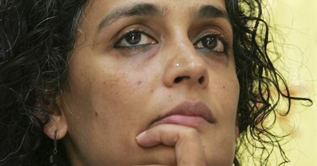 Booker Prize winner Arundhati Roy set to publish 2nd novel