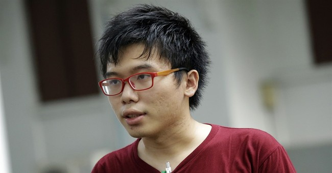 HK party says Joshua Wong has been detained in Thailand