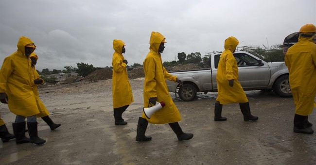 Hurricane Matthew slams Haiti, takes aim at US East Coast