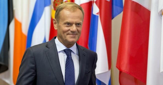 Poland won't back Tusk for second EU term, Kaczynski says