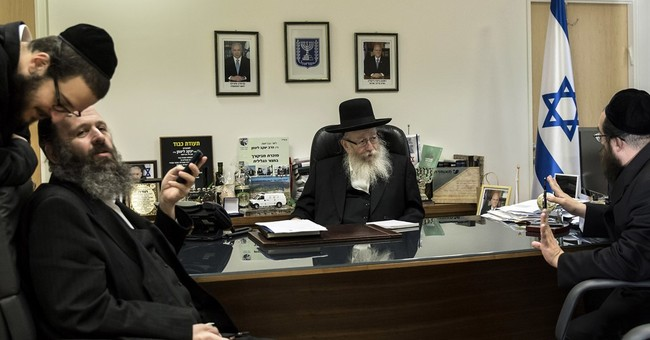 New generation of Israeli ultra-Orthodox challenge old guard