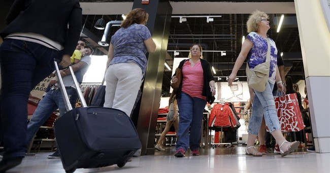 Holiday sales expected to be up 3.6 percent