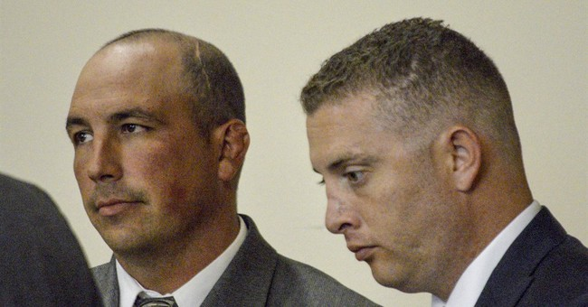 Ex-officer charged with murder in homeless death testifies