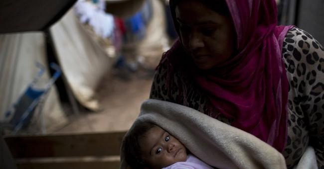 AP PHOTOS: Exiled in despair: Migrants in Greece losing hope