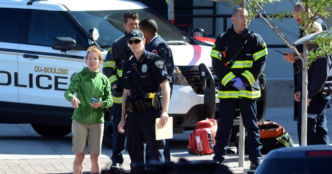 Police kill man armed with machete at University of Colorado