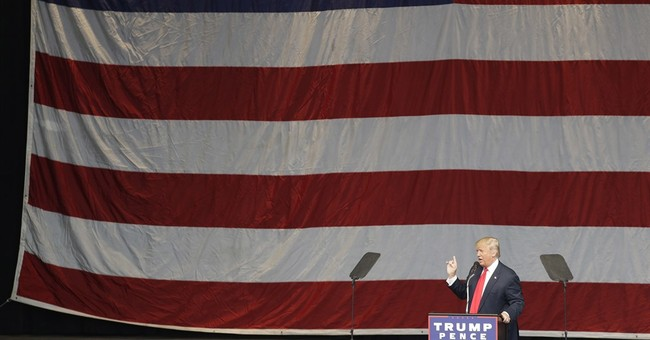 The Latest: Pence delivers blistering attack on Clinton
