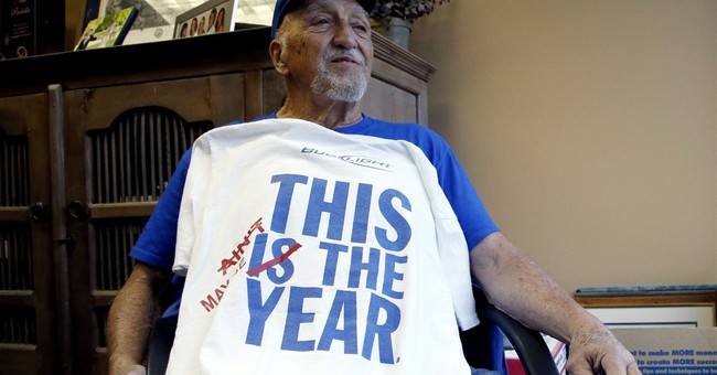 Long-suffering Cubs fans wondering if this is the year