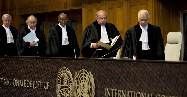 World court has no jurisdiction in nuclear disarmament case