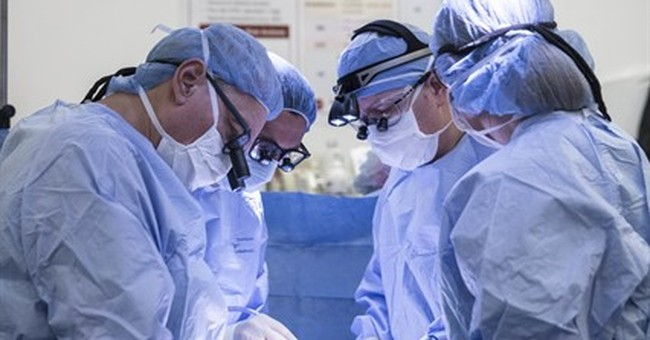 4 uterus transplants from live donors done in Texas; 3 fail