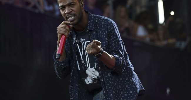 Kid Cudi checks into rehab for depression, suicidal urges