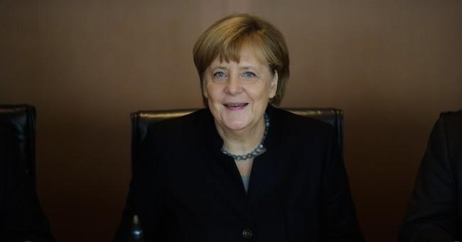 Germany's Merkel calls for push on EU-US trade deal