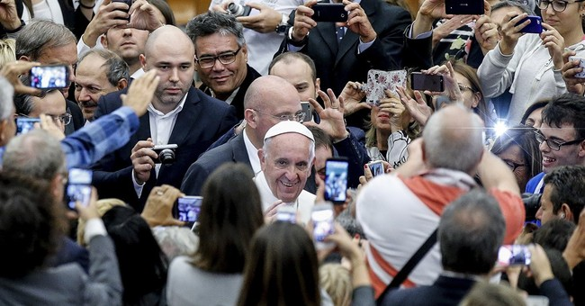 Pope Francis implores sports leaders to curtail corruption