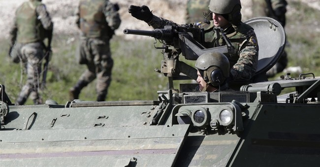 EU forces, NATO and Bosnian Army conduct exercise in Bosnia