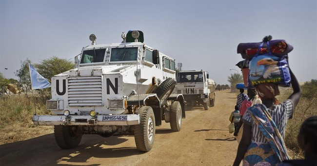 UN peacekeepers fled, used tear gas on South Sudan civilians