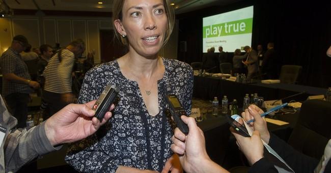 Athletes representative says anti-doping system 'not broken'