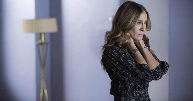 Sarah Jessica Parker wedded to a new HBO comedy, 'Divorce'