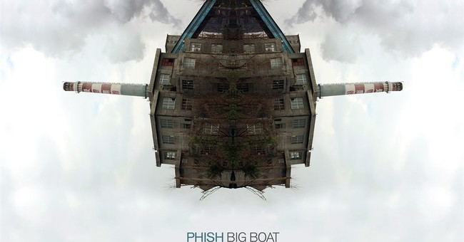 Music Review: Phish delivers uneven effort on 'Big Boat'